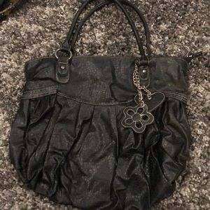 Black large Purse